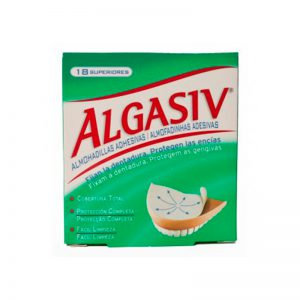 Algasiv superior 18 unid