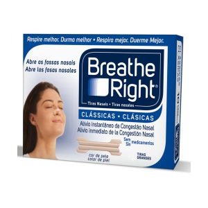 Breathe Right Tira Nasal Grande 30 U