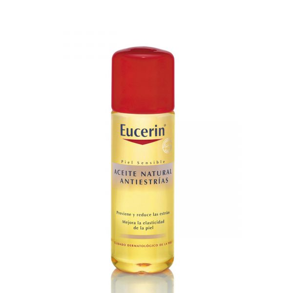 Eucerin pH5 Skin Protection Aceite Natural antiestrías 125 ml