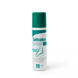 Saltratos desodorante pies spray 150 ml