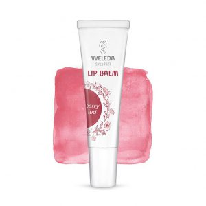Weleda Lip Balm Berry Red 10 ml